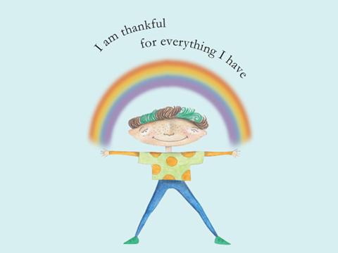 I AM ME - affirmation cards for kids