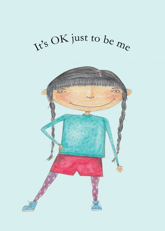 Its ok just to be me