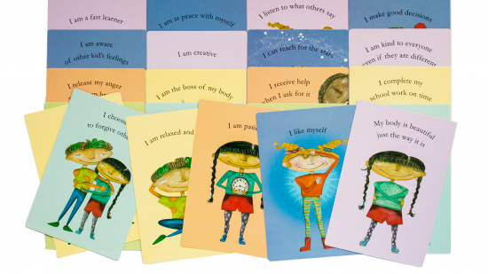 I AM ME Affirmation Stickers